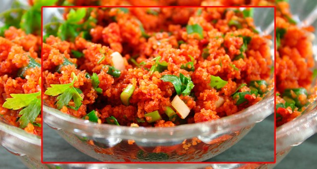 Tabbouleh Salad – Cracked Wheat Salad