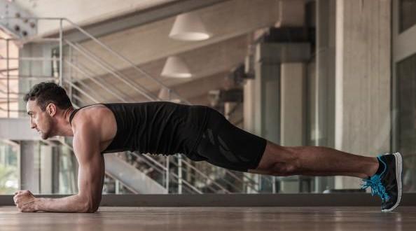 Three Best Ab Exercises