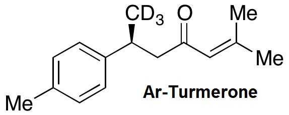 ar-turmerine-structure