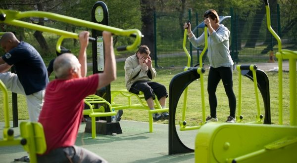 How To Make the Most of Outdoor Gyms