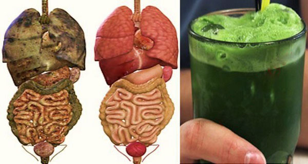 VIDEO: Eliminate Fat and Toxins from Your Body with This Detox Smoothies