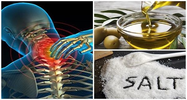 Mix of Salt and Olive Oil Will Make You Be Pain-Free For Next 5 Years