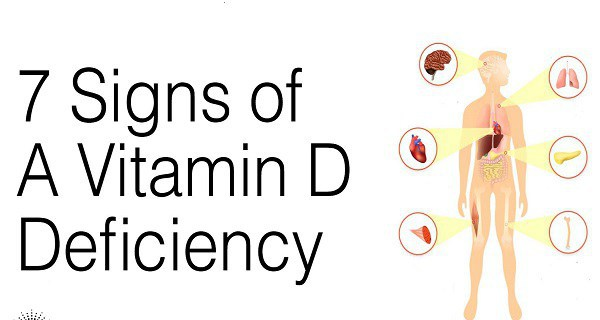 If You Have Experienced Any Of These Signs, You Have Vitamin D Deficiency