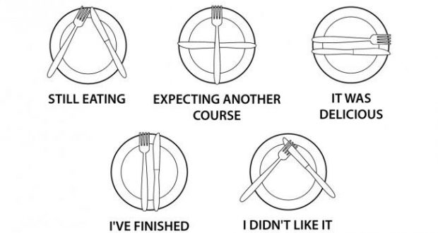 VIDEO: 15 Dining Etiquette Rules That Everyone Should Know
