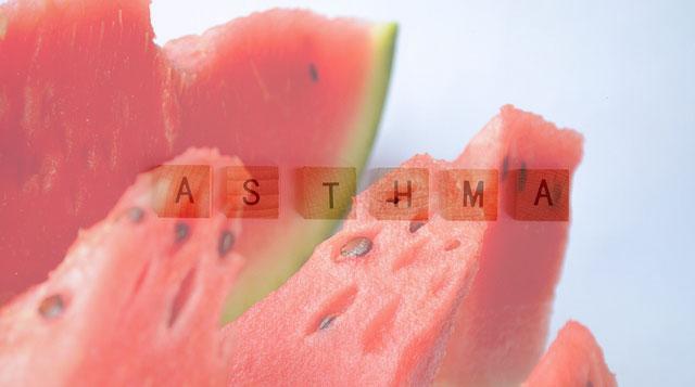 melon-asthma