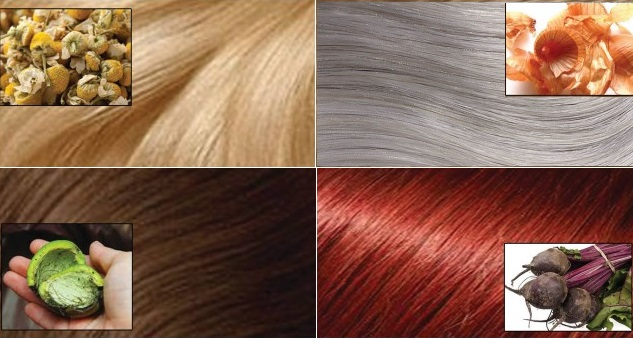 Dye Your Hair Without Any Chemicals Healthinasecond Com