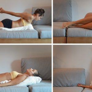 Struggling With Insomnia? Improve Your Sleeping With This 6 Basic Yoga Poses!