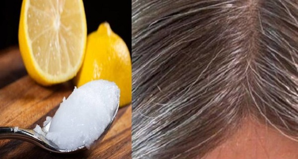 Turn Your Gray Hair Back To Its Natural Color With This Amazing Mixture