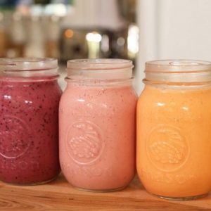 VIDEO: These 5 Amazing Smoothies Will Get You Easy Trough Your Working Week!