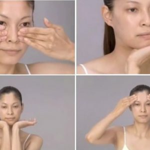 VIDEO: This Japanese Facial Massage Will Make You Look 10 Years Younger