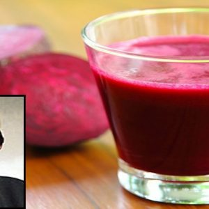 Cancer Cells Die In 42 Days: This Famous Austrian's Juice Cured Over 45k People From Cancer & Other Incurable Diseases! (Recipe)