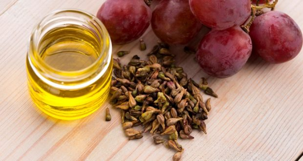 GRAPE SEED OIL MARVELOUS PROPERTIES!