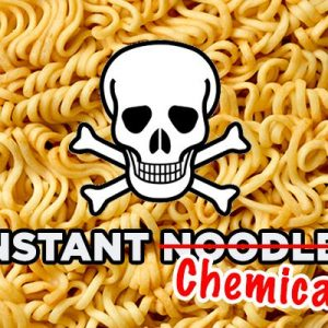 Ramen Noodles and Their Horrifying Effects on Your Body!!!