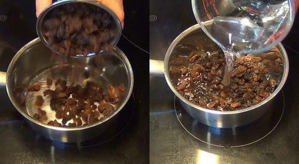Prepare This Raisin Water And Cleanse Your Liver I Just 2 Days!