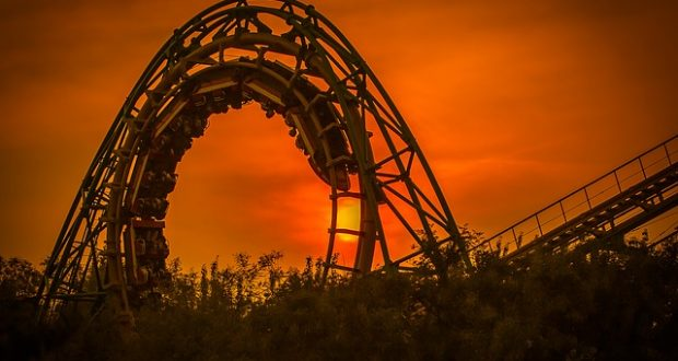 Roller Coaster Kidney Stones Therapy