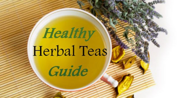 Eight Herbal Teas You Need to Have in Your Home