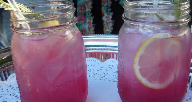 How To Make Lavender Lemonade!
