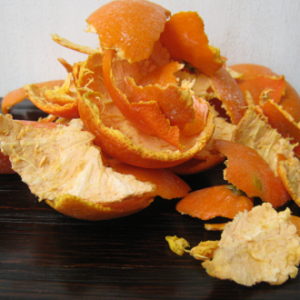 Don't Throw That Orange Peel to the Trash Bin. Here's Why