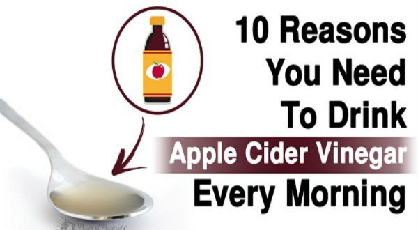 Read These Top 10 Reasons Why You Need Apple Cider Vinegar in Your Life and You Will Use It Every Morning