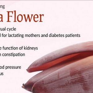 Did You Know That You Can Eat Banana Flower? It is Very Healthy and Delicious Treat