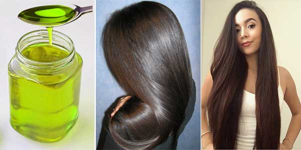 Use This Oil and Have Beautiful and Strong Hair in Just 10 Days