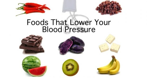 Use These 6 Amazing Foods to Protect Yourself from Hypertension
