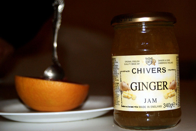 Check This Awesome Ginger Jam Recipe!