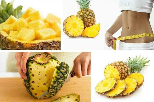 Pineapple Diet: Easiest Diet to Lose 5 Kilos in Just 3 Days