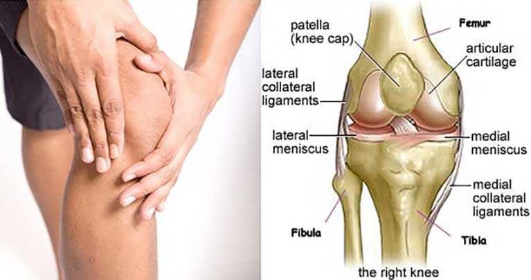 Relieve Knee Pain and Rebuild You Knees with These 5 Easy Stretches