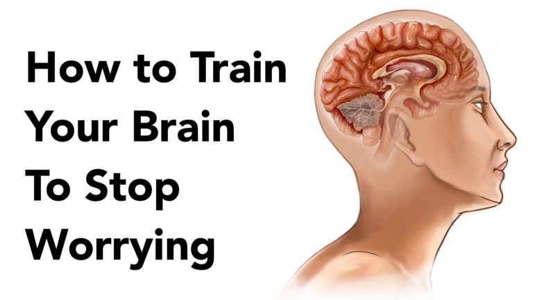 Did You Know That You Can Make Your Brain to Stop Worrying?