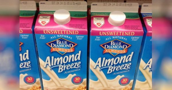 Don't Drink Store-Bought Almond Milk and Here's Why!