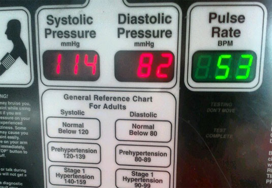 Here Are 10 Simple Methods How To Control Low Blood Pressure