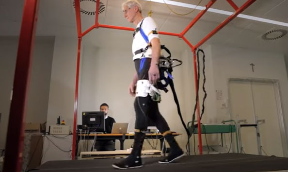 This Exoskeleton Can Save So Many Lives!