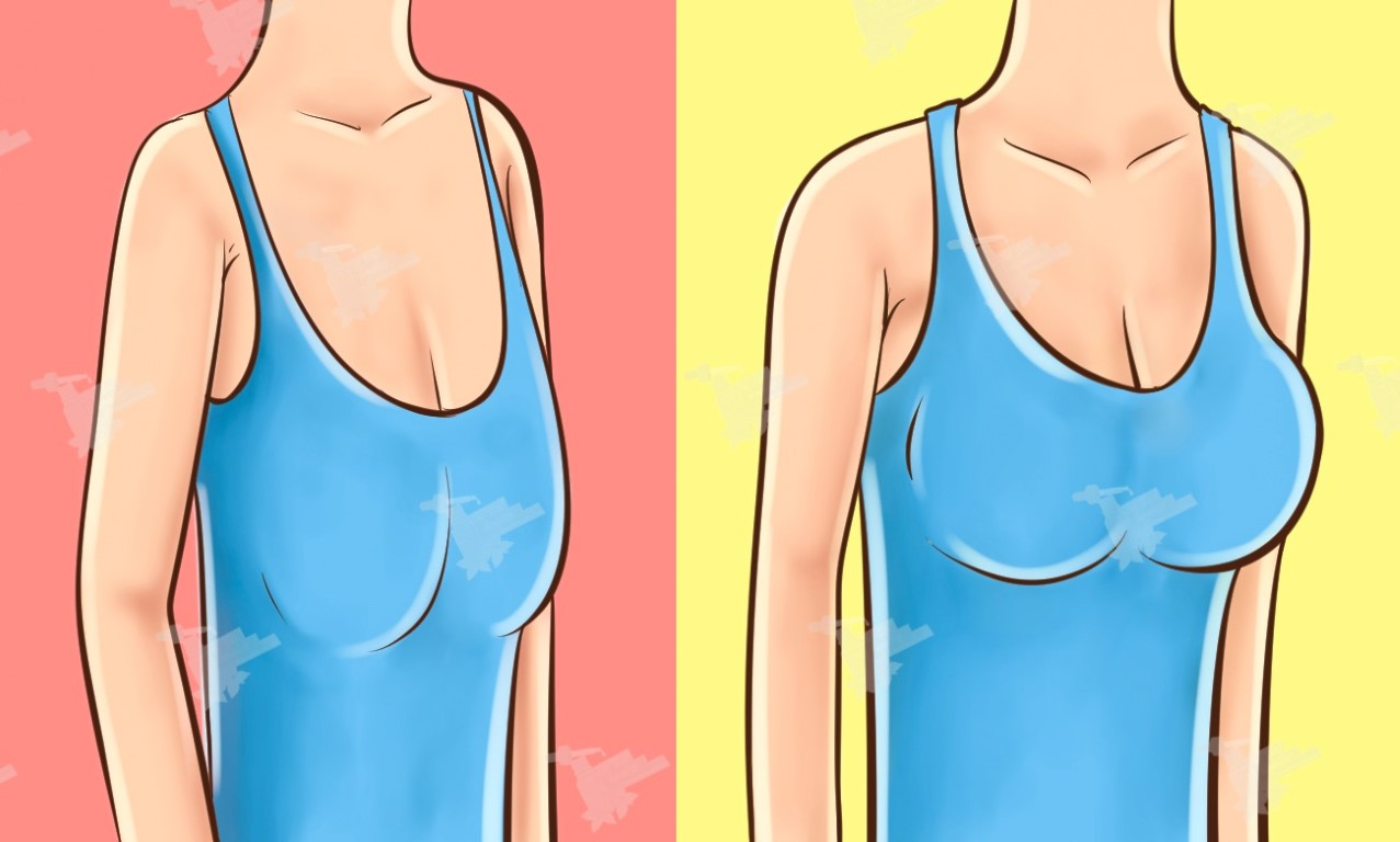 Tips and Tricks for Perky Breasts