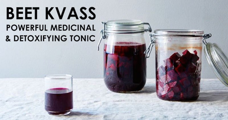 The Powerful Health Benefits of Beet Kvass