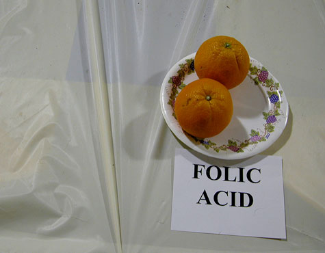 Lack Of Folic Acid (Vitamin B9) Can Be A Cause Of Anemia!