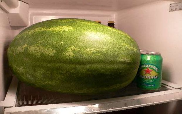 Remember Not To Keep Watermelon in the Fridge!