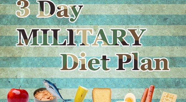Try Out Military Diet: Lose 10 Pounds in 3 Days