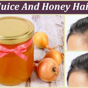 Boost Collagen Levels of Your Hair With This Simple Mask